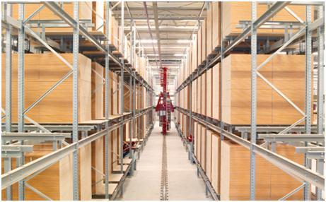 Системы хранения раскроенных плитных материалов