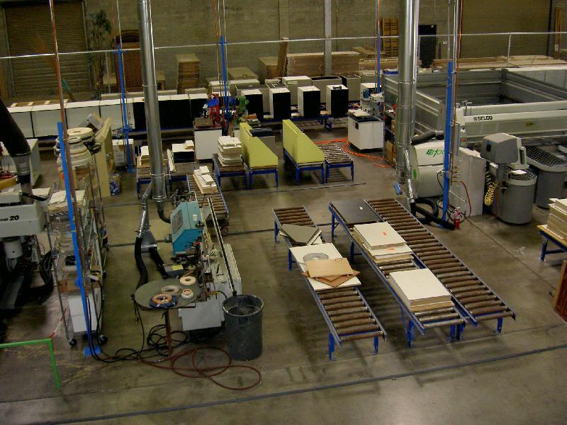 Производство прессового оборудования.